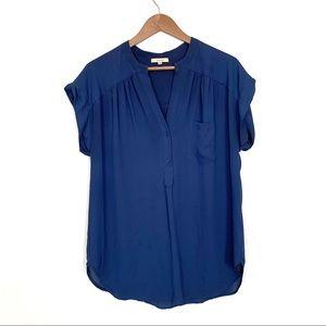 Pleione chiffon blouse